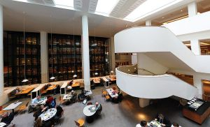 BritishLibraryInterior