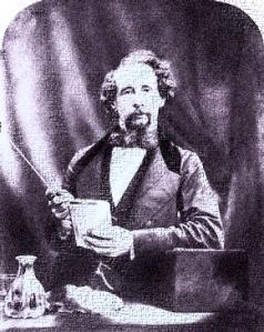 Charles Dickens by H.Watkins_ ©LondonSE4