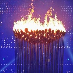 Heatherwick Olympic Cauldron