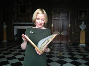Dr Lucy Worsley ©Dr Lucy Worsley 2012