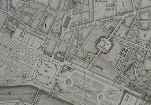 Christian Gennerat, Plan Routier (1819)