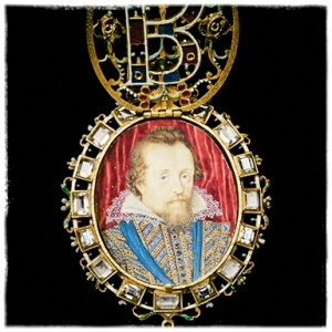 'Lyte Jewel' - The British Museum - Waddesdon Bequest M&ME 167 - Room 2a