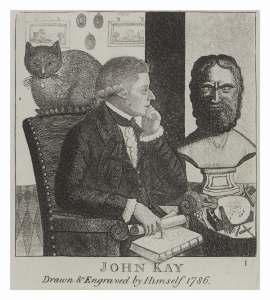 Autoritratto di John Kay