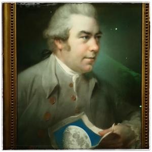 JosephBanks ritratto da John Russell