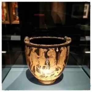 Troy, vaso greco