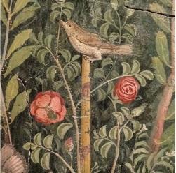 affresco giardino pompei