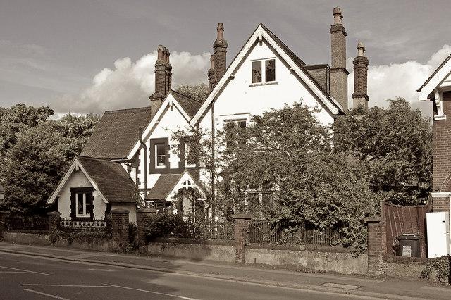 Cranham Lodge Surrey